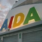 Heiraten auf der Aida