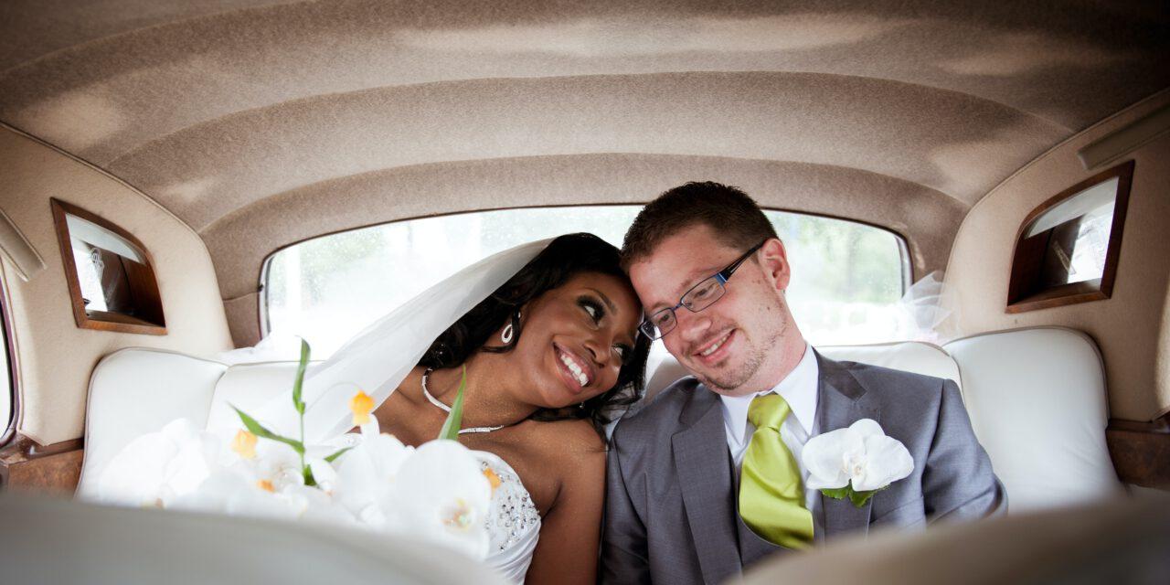Bist du der Bräutigam