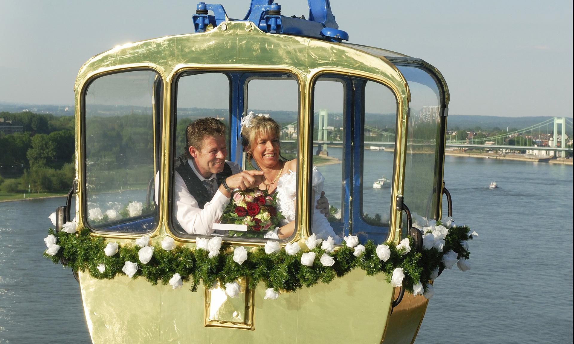 Besondere Location Köln - Alles für die perfekte Hochzeit