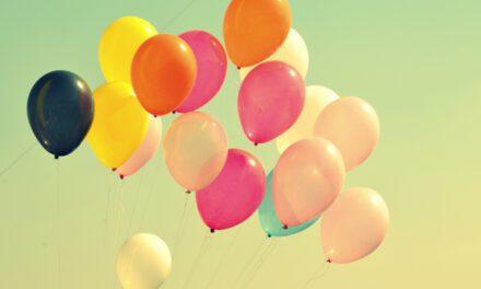 das witzige Luftballonspiel