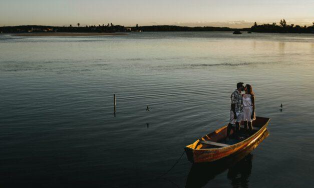 Hochzeit auf der Moby Dick